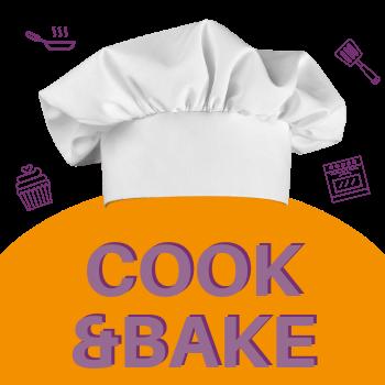 cook bake